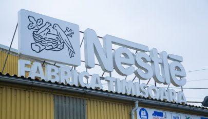 A svájci Nestlé bezárja egyetlen romániai üzemét
