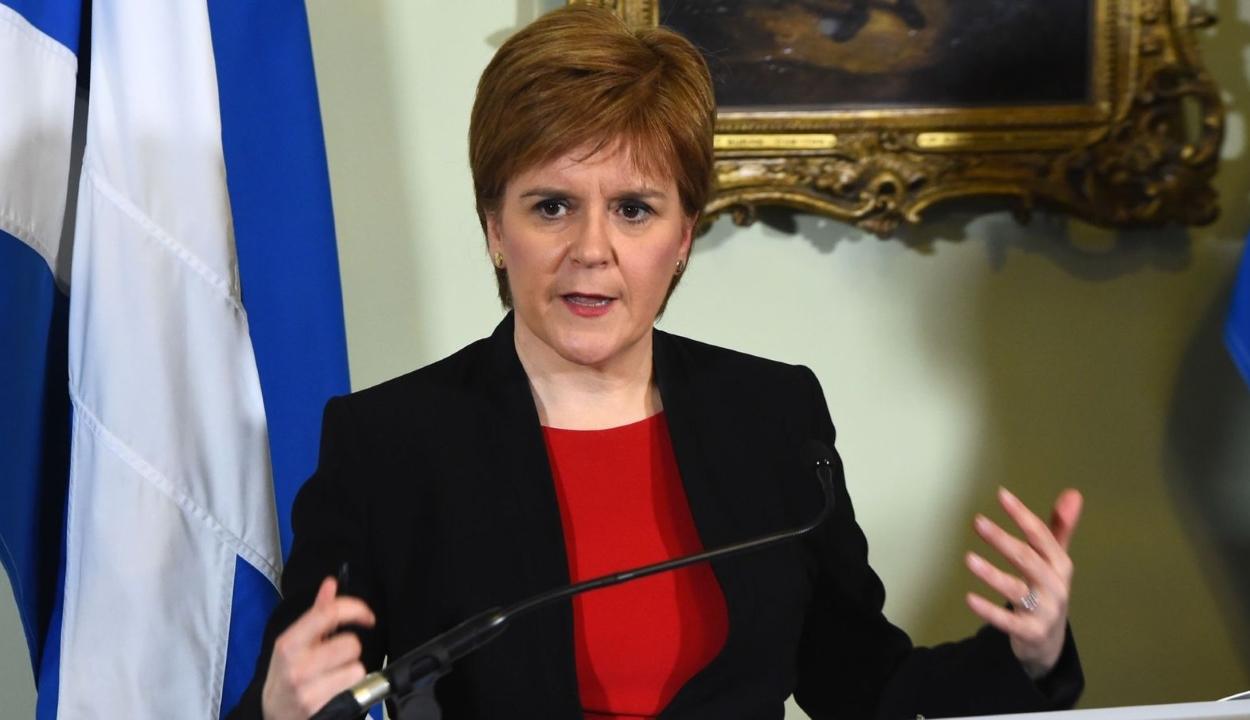A skót miniszterelnök szerint 2021-ig újabb függetlenségi népszavazást kell tartani