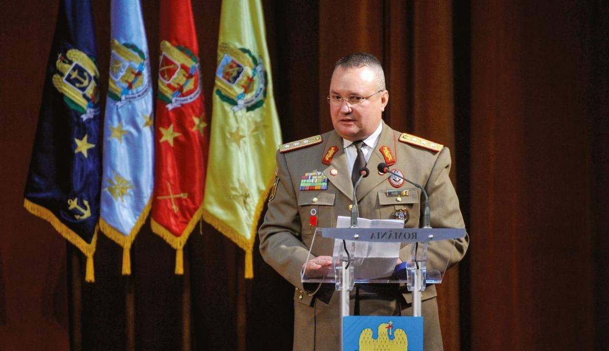 Vezérkari főnök nélkül maradt a román hadsereg