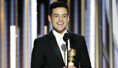 Golden Globe-díjak: aratott a Bohém rapszódia