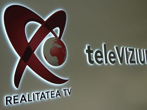 Lázításért tízperces adásszünettel büntették a Realitatea televíziót
