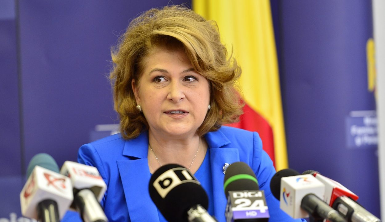 Rovana Plumb vezeti a PSD európai parlamenti jelöltlistáját