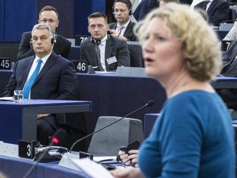 Január végén ismét Magyarországról vitáznak az Európai Parlamentben