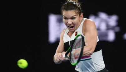 Bejutott Simona Halep az Australian Open harmadik fordulójába