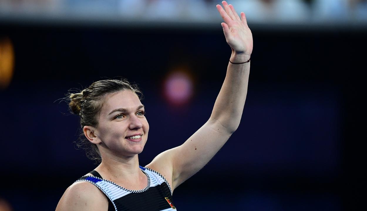 Simona Halepet is jelölte a WTA az év legjobb teniszezője címre