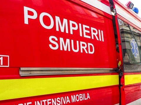 Egy személy meghalt, hárman megsérültek egy bukaresti robbanásban