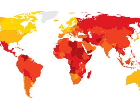 Transparency International: Románia a negyedik legkorruptabb az EU-ban