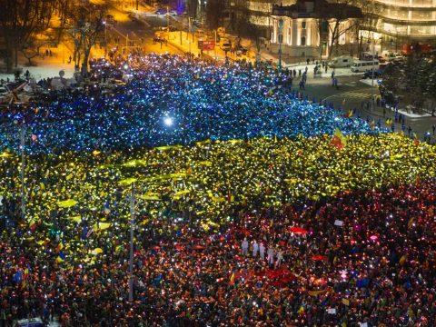 Betiltották a román uniós elnökség nyitórendezvényére időzített kormányellenes tüntetést