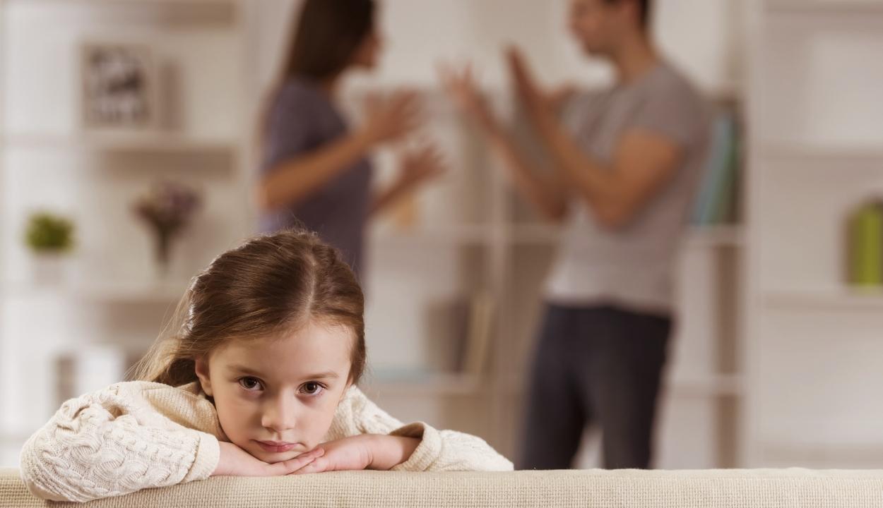 Összefügg a későbbi depresszióval a gyerek életkora a szülők válásakor