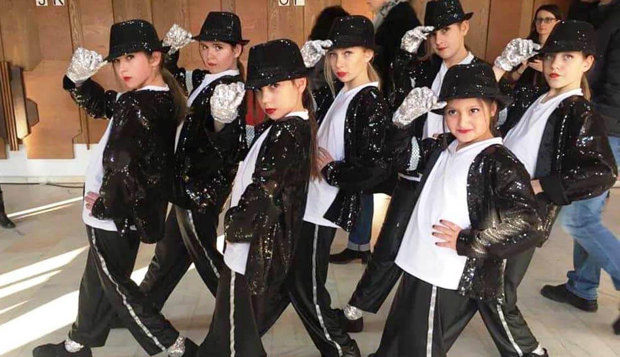 Hat első hely a sepsiszentgyörgyi Z Dance mérlege