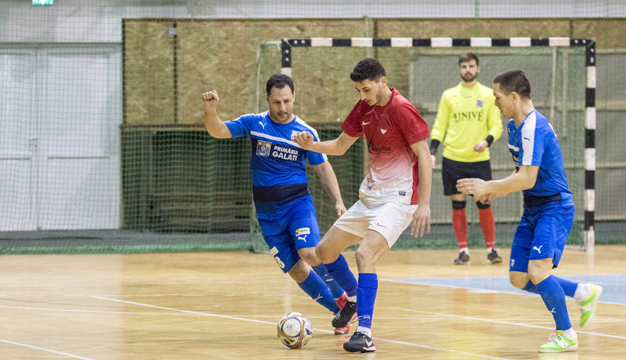 A Galaci United nyert és továbbjutott a kupában