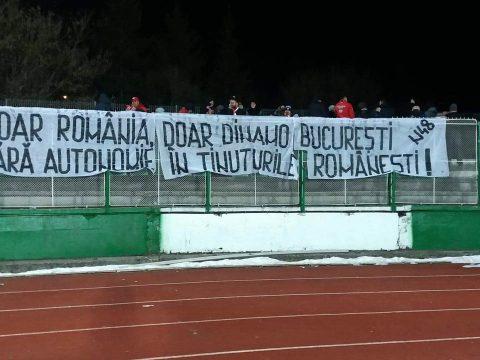 A FIFA-nál és az UEFA-nál tesznek panaszt a Dinamo-szurkolók ellen