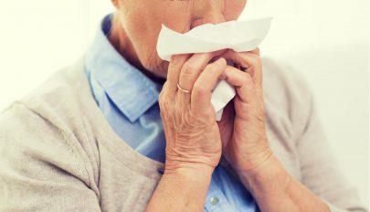 Papíron stagnál a betegek száma