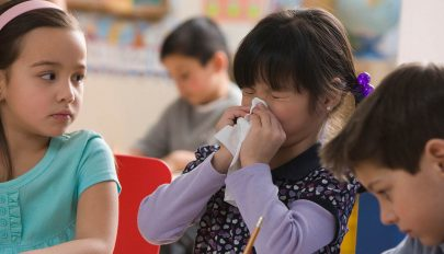 """""""Beteg gyerek otthon gyógyul!"""""""