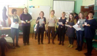 Tanítók az iskolapadban