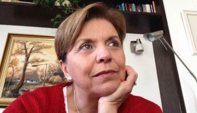 A toll végén:  Zelenka Brigitta