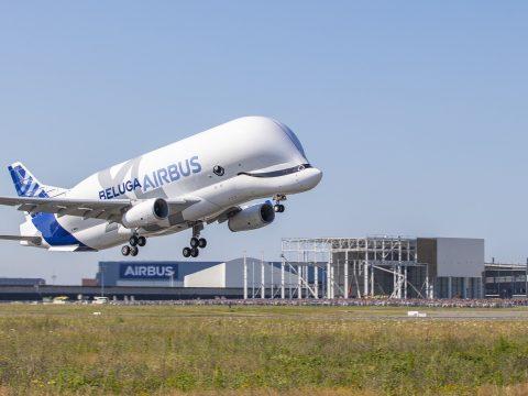Először repült élesben az Airbus Beluga XL