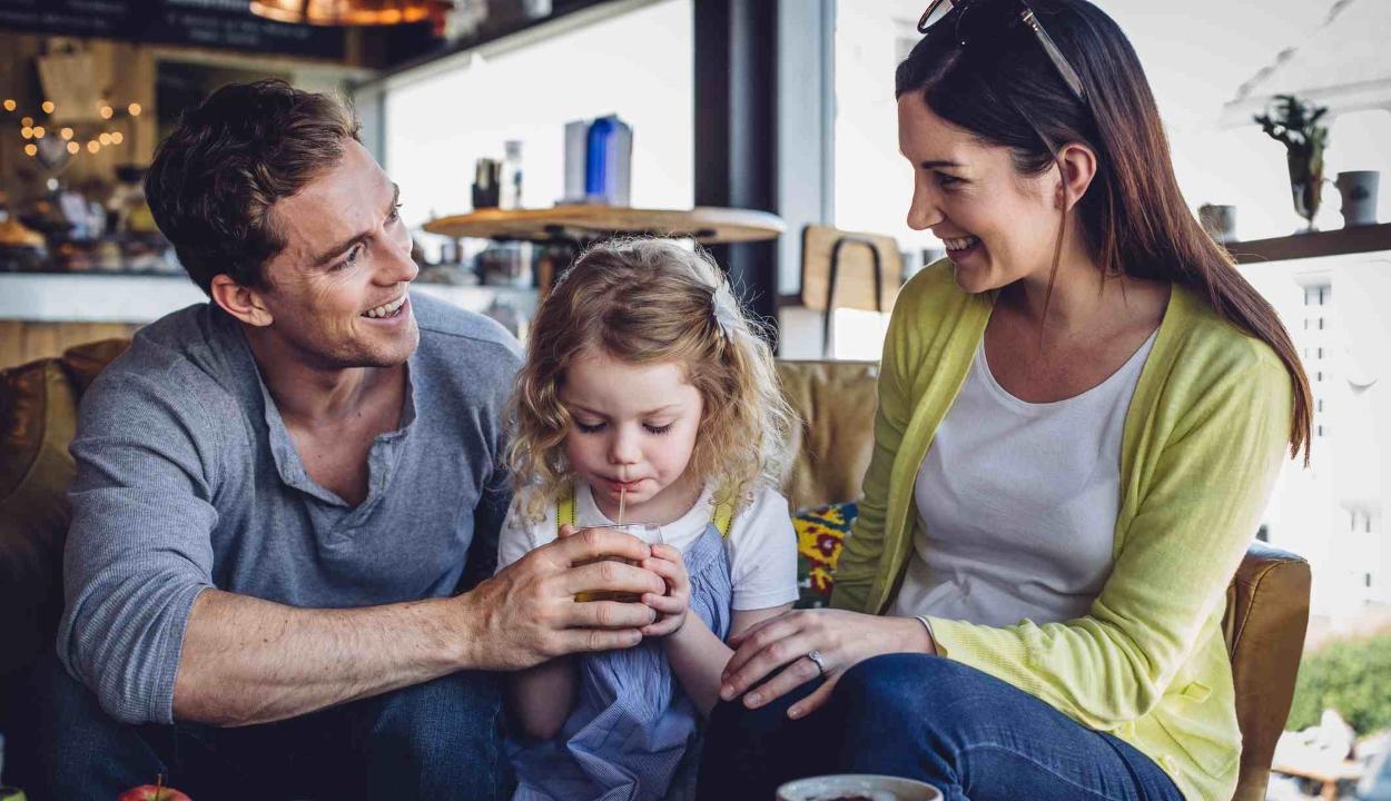 Anya és apa helyett szülő 1 és szülő 2