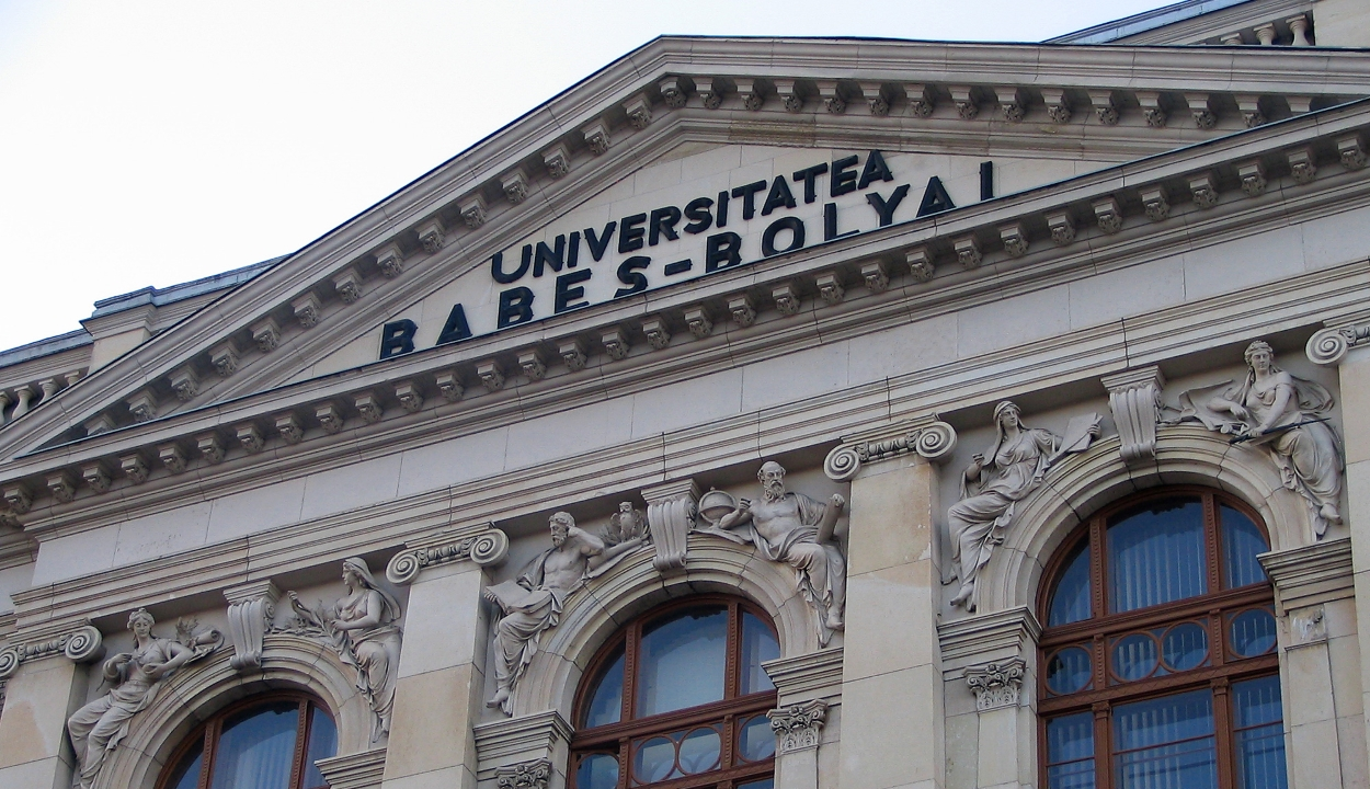 A kolozsvári BBTE ismét az első helyet foglalja el a romániai egyetemek metarangsorában