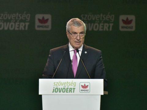 A román vezetők együttműködésre bíztatták az RMDSZ-t