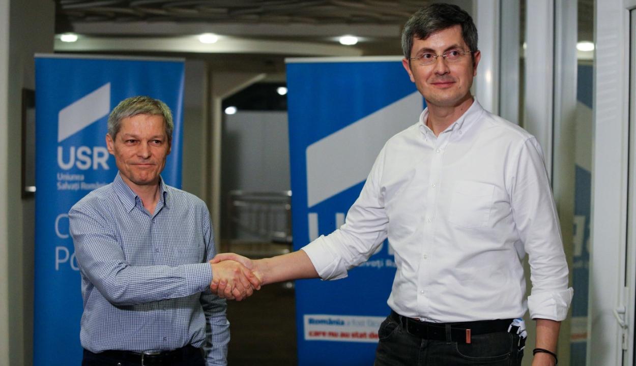 Barna és Cioloş: együtt folytatja az USR és a PLUS