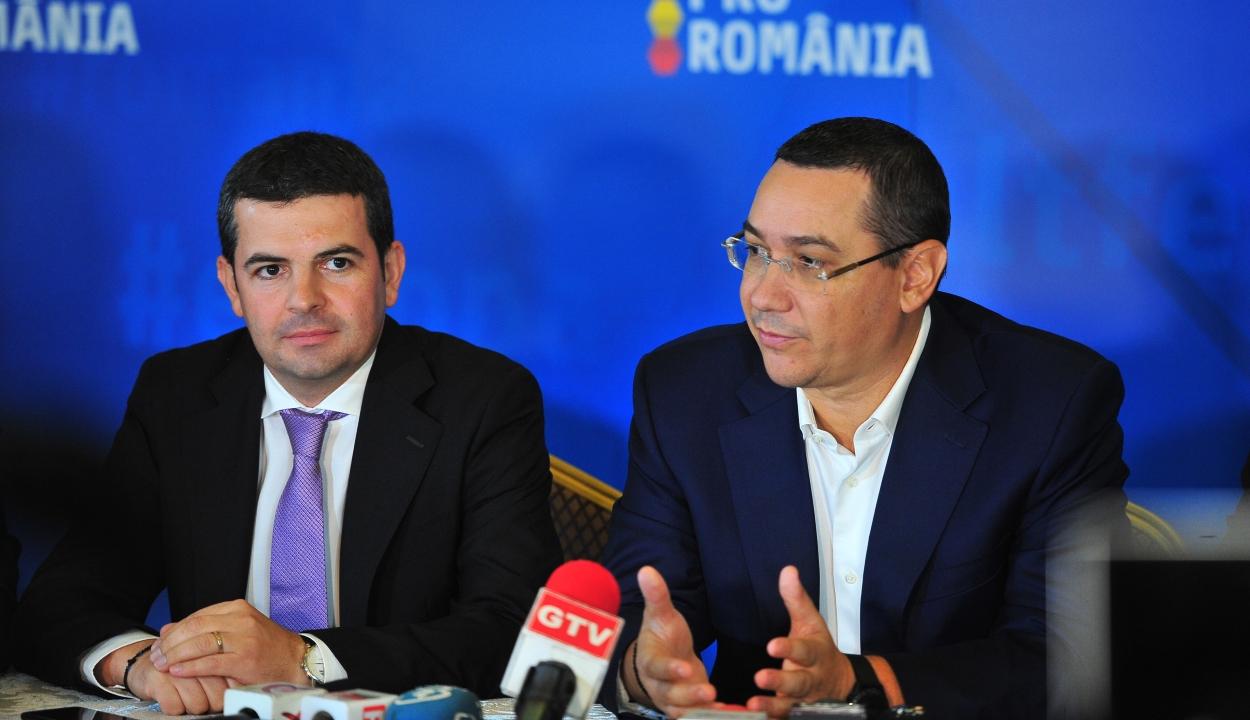 A Pro Románia arra kéri az RMDSZ-t, hogy ne szavazza meg a költségvetést