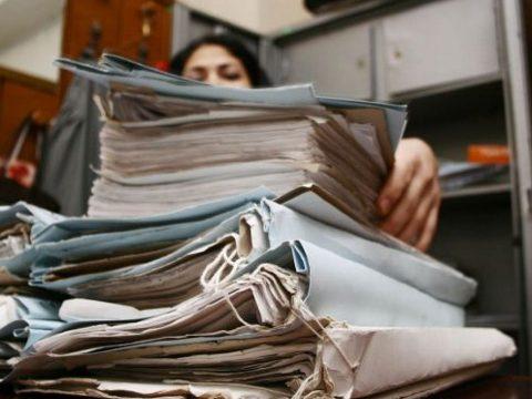 Több mint félmillió iratcsomót zártak le az ügyészségek 2018-ban