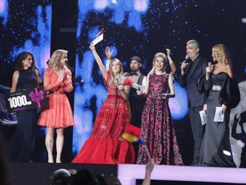 Ester Peony képviseli Romániát az idei Eurovíziós Dalfesztiválon