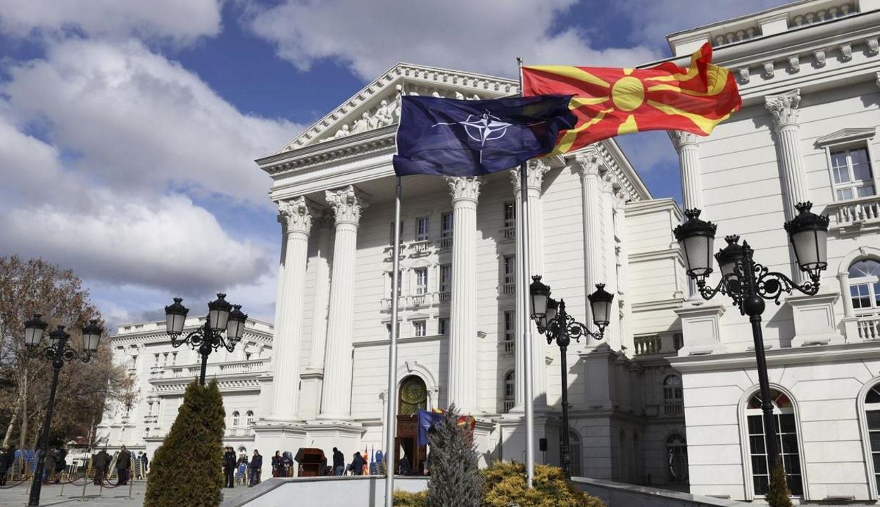 Hivatalosan nevet változtatott Macedónia
