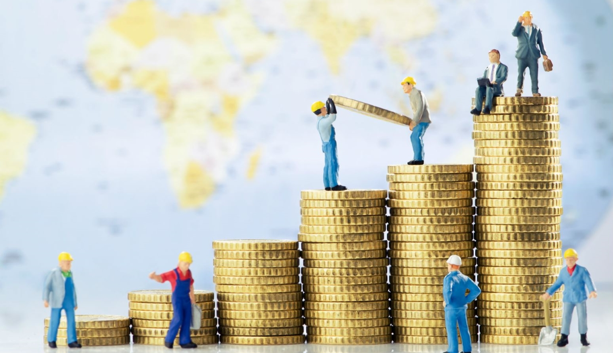 5 százalékkal nőtt a román gazdaság az első negyedévben