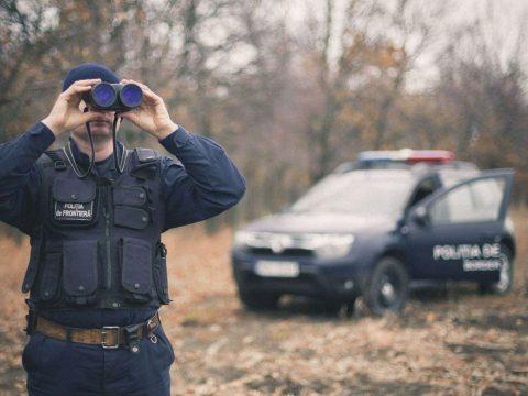 Csökkent a határsértők száma tavaly Romániában