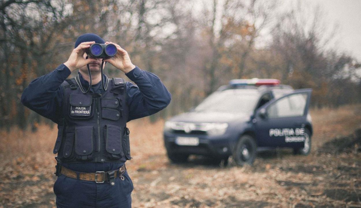 Két és félszer több határsértőt fogtak el a román hatóságok az idei első félévben