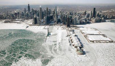 Halálos áldozatai is vannak a sarkvidéki hidegnek az Egyesült Államokban