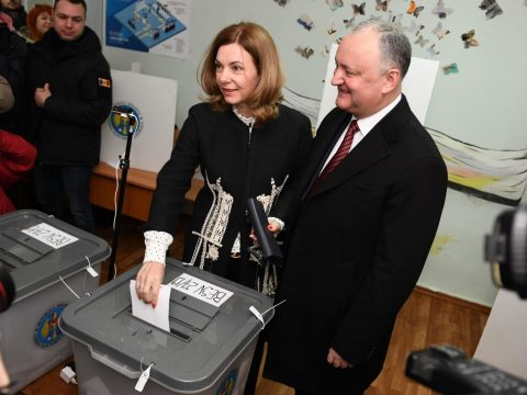 Az oroszbarát szocialisták nyerték a választást Moldovában