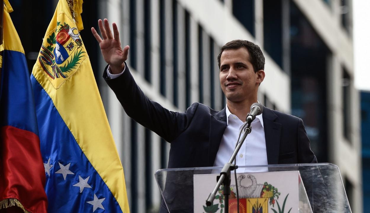 Venezuelai válság: Románia is elismerte Guaidó ideiglenes elnökségét