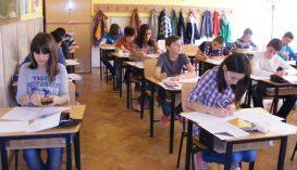 Próba-képességvizsga: a diákok alig több mint fele érte el az 5-ös átlagot