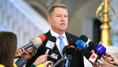 Johannis: A Fidesz néppárti tagságának felfüggesztése jelzi, hogy az EPP nem tolerál bármit