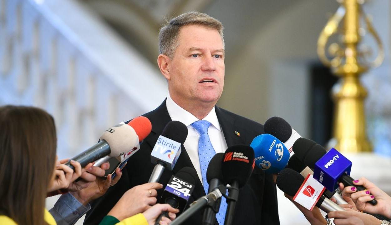 Johannis: nem ijeszt meg senkit az, hogy a PSD bizalmatlansági indítvánnyal fenyegetőzik