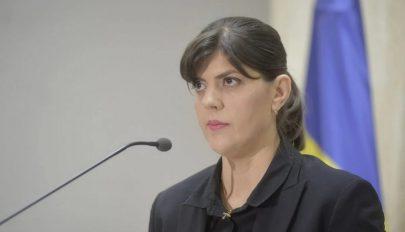 A kormány nem támogatja, hogy Laura Codruţa Kövesi európai főügyész legyen