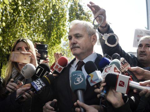 FRISSÍTVE: Több halasztás után elkezdődhet hétfőn Liviu Dragnea fellebbviteli perének tárgyalása