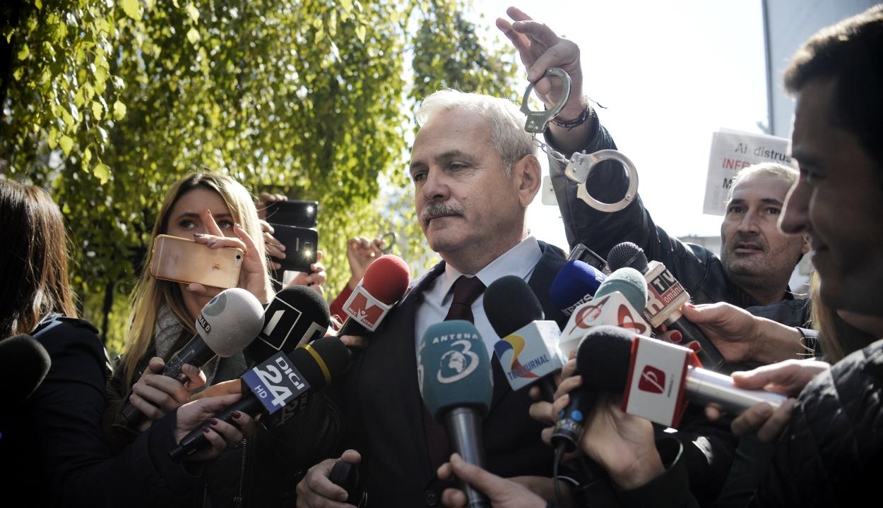 Dragnea kéri a fiktív alkalmazások ügyében ellene hozott ítélet semmissé nyilvánítását