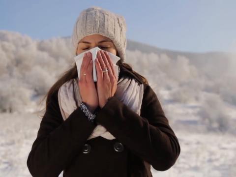 Nem a hideg miatt leszünk betegek télen