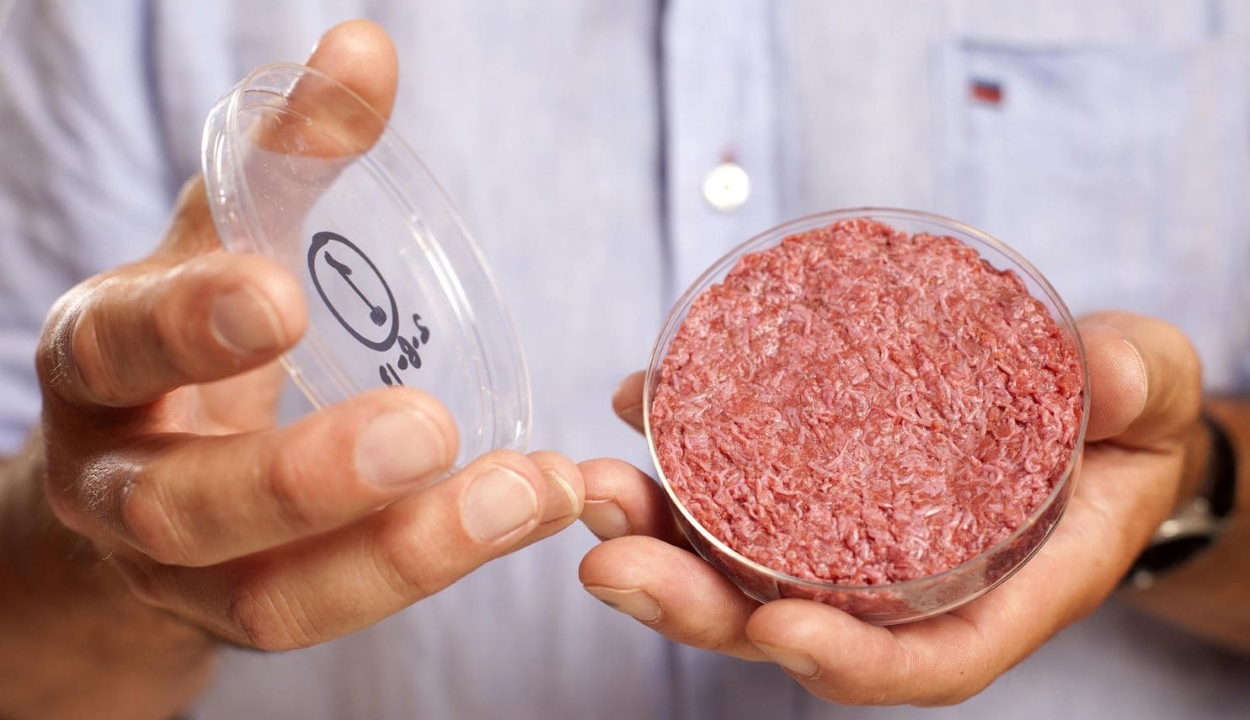 A műhús jelenti a jövőt?