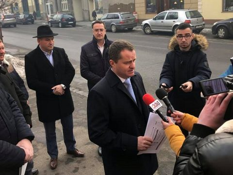 Az MPP magyarellenes gyűlöletkeltésért panaszolta be az ügyészségen Dan Tanasăt