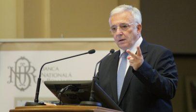 Isărescu: A ROBOR egyféle terroristává vált