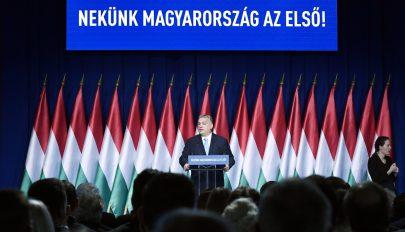 Orbán Viktor évértékelője: a magyarok ismét hisznek a jövőjükben