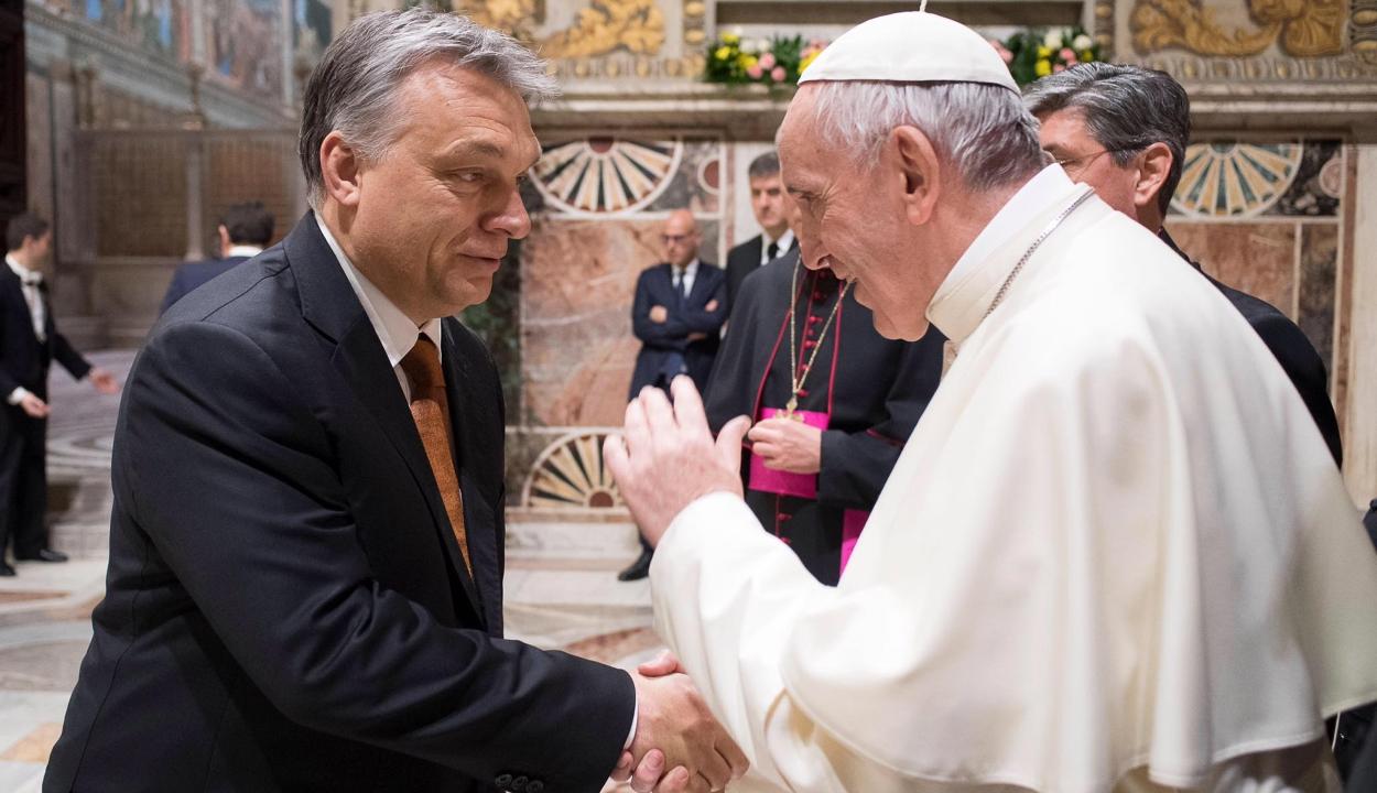 Orbán Viktor nem vesz részt a csíksomlyói pápai szentmisén