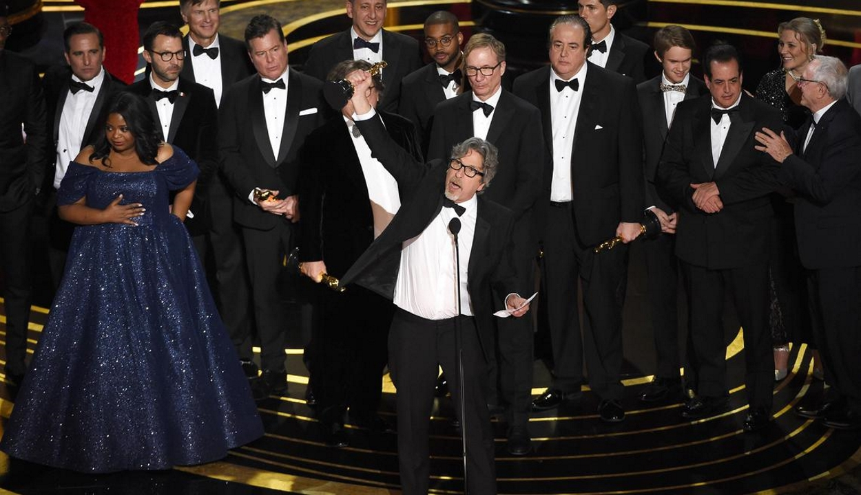 Oscar-díj: A Zöld könyv lett a legjobb film