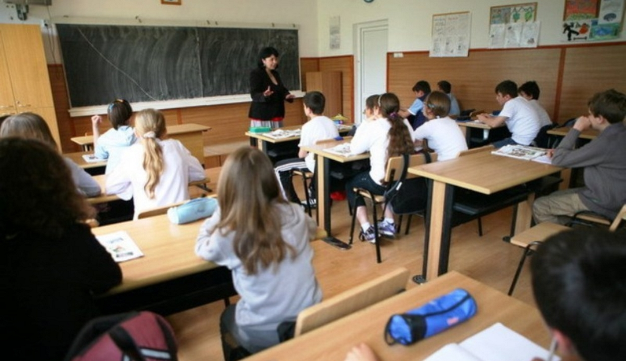 Kezdődik a negyedik osztályosok országos képességfelmérője