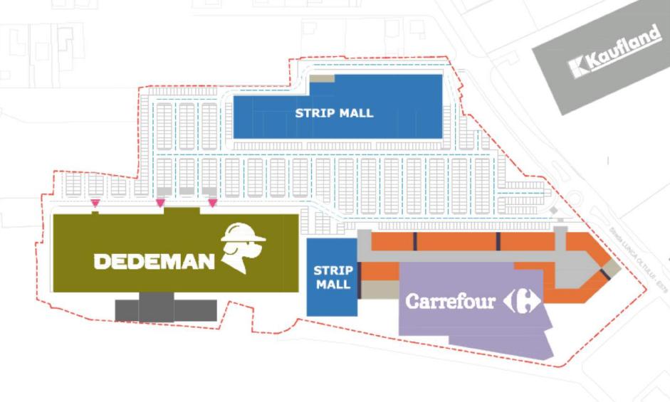 b1bf6ca8ba1e ... a Sepsi Value Centre jövő tavasszal nyílik meg, a Carrefour mellett  helyet kap benne egy Dedeman barkácsáruház, valamint olyan világmárkák, ...